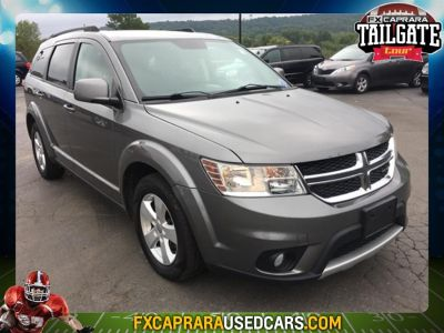 2012 Dodge Journey SXT (Storm Gray Pearlcoat)