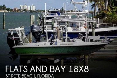 1999 Flats & Bay 18x8
