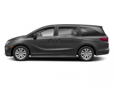 2018 Honda Odyssey LX (Modern Steel Metallic)