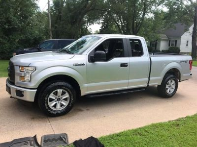 FORD F150 XLT SUPERCABhoo
