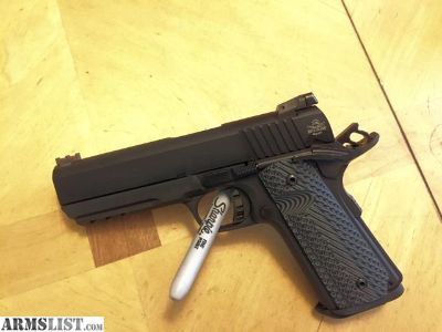 For Sale: RIA TAC Ultra MS 1911