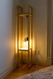 Scandinavian Design Floor Lamp (New)