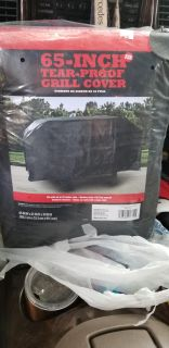 *NEW*IN*PACKAGE* 65 INCHES GRILL COVERN