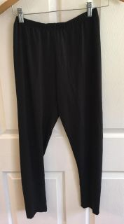 NO BOUNDARIES Black Leggings Size L