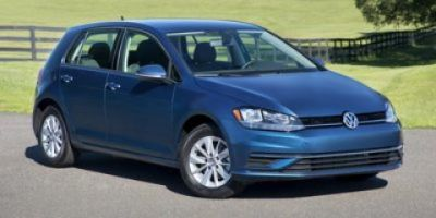2018 Volkswagen Golf S (Pearl Metallic)