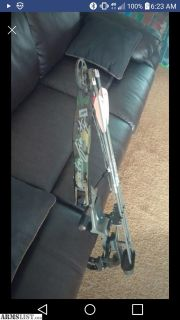 For Sale: PSE infinity compound bow max 65 draw