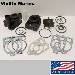 Purchase Water Pump Impeller Kit Mercury 75,80,85,90,115,140,150 Hp 18-3314 46-73804A3 motorcycle in Mentor, Ohio, United States, for US $39.89