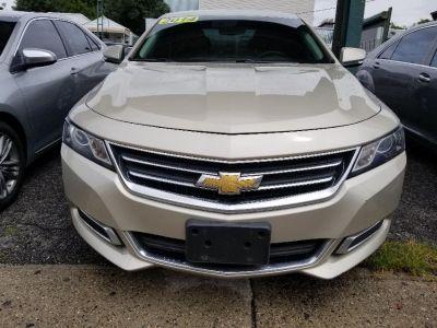 2014 Chevrolet Impala LT (Gold)