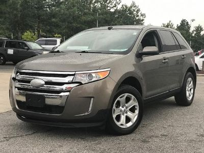 2012 Ford Edge SEL (Mineral Gray Metallic)