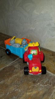 VTech Go! Go! Smart Animals Farm and Learn Tractor