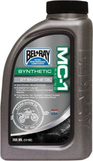 Find Bel-Ray MC-1 Racing Full Synthetic 2T Engine Motorcycle Oil 99400-B355 motorcycle in Loudon, Tennessee, United States, for US $9.44