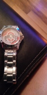 Ohio state buckeye watch