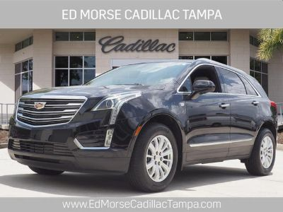 2017 Cadillac XT5 FWD (Black Metallic)