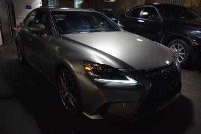 2015 Lexus IS 350 (Atomic Silver)
