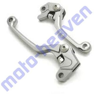 Purchase Honda CRF230F 2003-2009 ZETA Lifetime Pivoting Brake Clutch Flex Billet Lever motorcycle in Sugar Grove, Pennsylvania, United States, for US $99.95