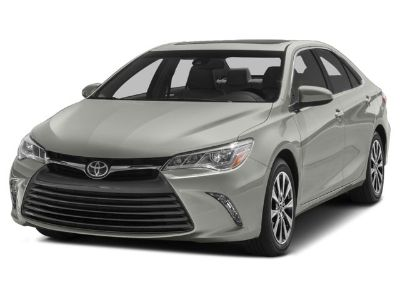 2016 Toyota Camry L (Cosmic Gray Mica)
