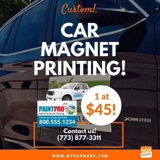 design of car magnets | Phone: (773) 877-3311