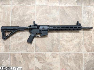 For Sale: Anderson/Aero AR-15
