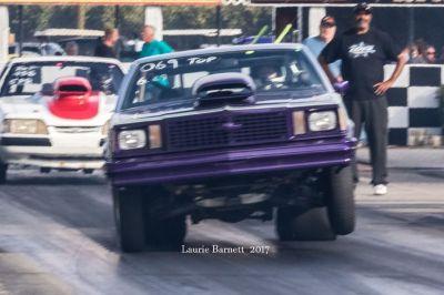 1978 Malibu Drag Car