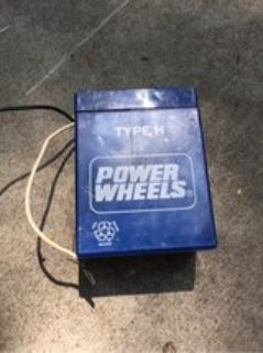 Power Wheels Type H Battery