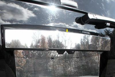 Purchase SAA LB47295 2007 GMC Yukon Polished Truck SUV Chrome Trim Acessories 1 Pc motorcycle in Westford, Massachusetts, US, for US $44.16