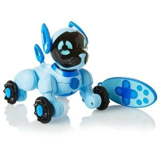 New! RC Remote Control Pup - WowWee Chippies Toy Robot Dog Chipper