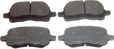 Purchase WAGNER QC741 Disc Brake Pad- ThermoQuiet, Front motorcycle in Southlake, Texas, US, for US $47.64