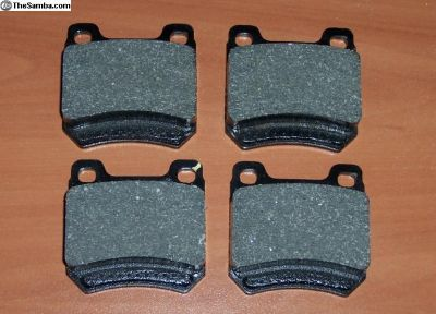 Brake Pads Front Rabbit Jetta Scirocco Dasher