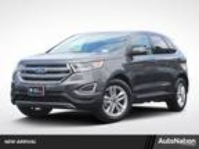 Used 2015 Ford Edge GRAY, 24.4K miles