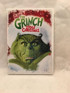 How The Grinch Stole Christmas DVD