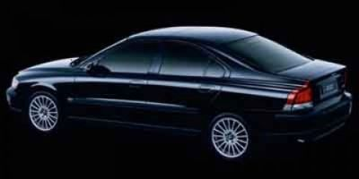 2002 Volvo S60 2.4 (Black/Black)