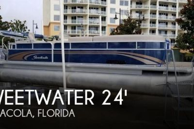 2014 Sweetwater SW 2486 TT 25