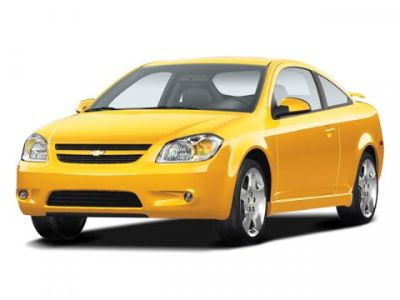 2009 Chevrolet Cobalt LT (Rally Yellow)