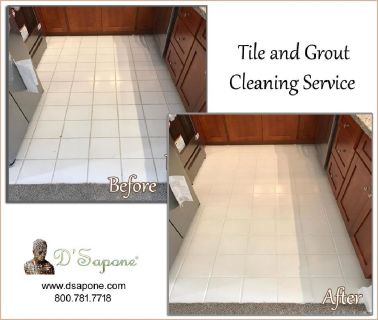 Tile and Grout Cleaning Service in Alpharetta - Johns Creek | D'Sapone