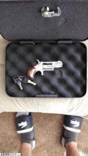 For Sale: North American Arms 22LR Revolver