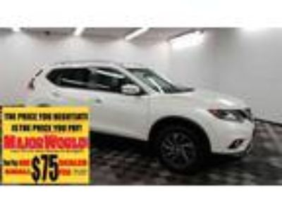 $19500.00 2016 NISSAN Rogue with 41725 miles!
