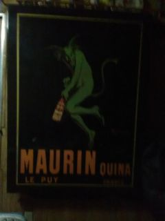 Laminated Picture Maurin Quina lepoy france