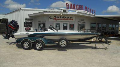 2008 Ranger Z21 Comanche Bass Boats Eastland, TX