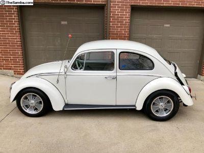 Cal Look Vw Bug-1963