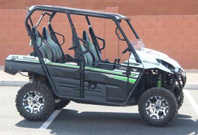 2017 Kawasaki Teryx4 LE Side x Side Utility Vehicles Kingman, AZ