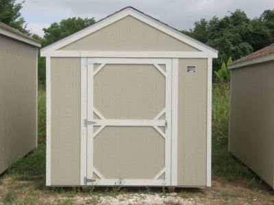 8x12 Tool Shed