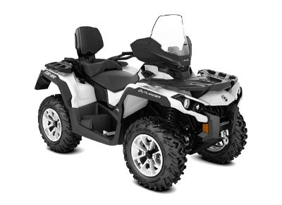 2018 Can-Am Outlander Max North Edition 850 Utility ATVs Barre, MA