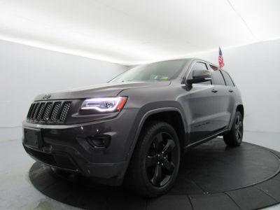 2015 Jeep Grand Cherokee 4WD 4dr Altitude (Gray)