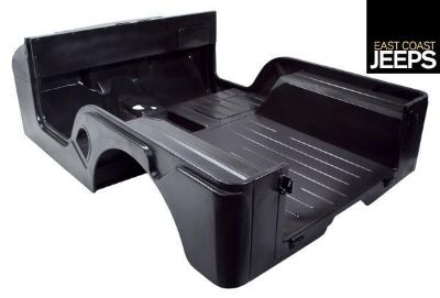 Buy 12002.09 OMIX-ADA Reproduction Steel Body Tub, 55-69 Jeep CJ-5s, by Omix-ada motorcycle in Smyrna, Georgia, US, for US $3,369.74