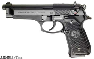 For Sale: Used Beretta 92FS 9mm (Stock Photo)