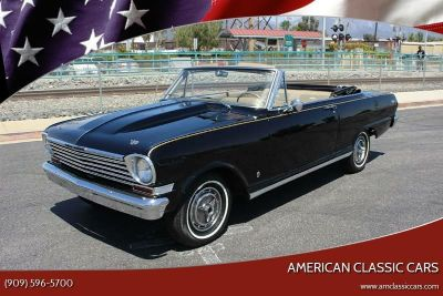 1963 Chevrolet Nova II 400