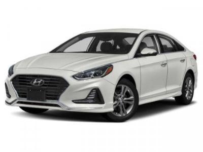 2019 Hyundai Sonata Limited (Machine Gray)