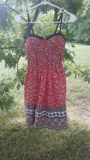 Red, white, and blue summer dress from Maurices