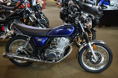 2018 Yamaha SR400 Sport Motorcycles Clearwater, FL