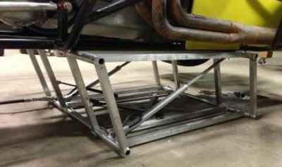 Aluminum Sprint Car and Midget Lift